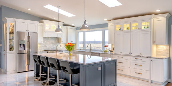 kitchen renovation in montreal