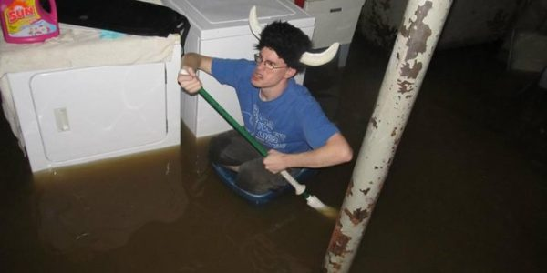 basement flood repair